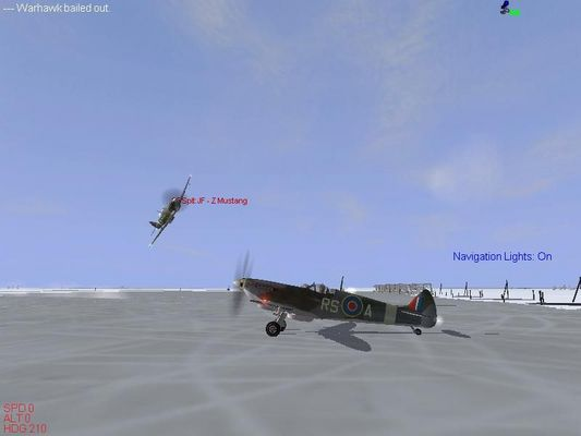 Click to view full size image  ==============  Buzz Warhawk getting buzzed by {92}_Mustang in a spitfire