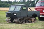 Tracked Vehicle, near Milford, DE USA